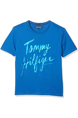 Tommy Hilfiger Girl's AME Hilfiger Tee S/s T-Shirt