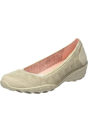 Skechers Women Savvy-Play The Game Closed Toe Ballet Flats