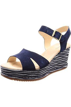 c89c7b140a1b Clarks Women s Akilah Eden Ankle Strap Sandals