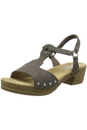 Rieker Women's V6892 Closed Toe Sandals