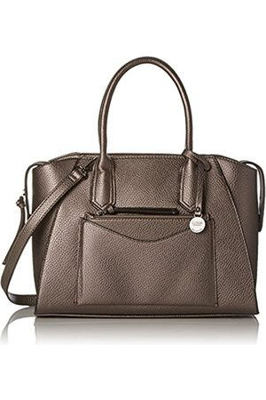 L.Credi Juliane, Women's Satchel, Grau (Gun), 16,5x24x34
