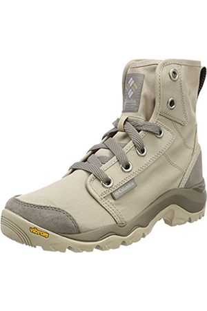 Columbia Women's Casual Shoes, Waterproof, Camden Chukka, (Ancient Fossil ice)