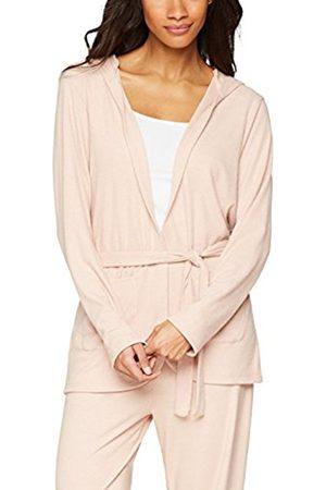 IRIS & LILLY Women's Comfy Lounge Jersey Kimono