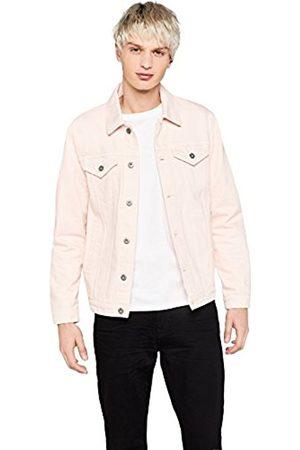 FIND Men's Denim Trucker Jacket