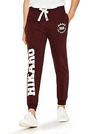 HIKARO Men Trousers - Men's Printed Cuffed Jogger