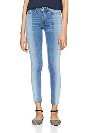 Clearance Store Online Ichi Women's Nti Gulip Authentic Mid Boyfriend Jeans Footaction For Sale Outlet Prices GhpETpJ87A