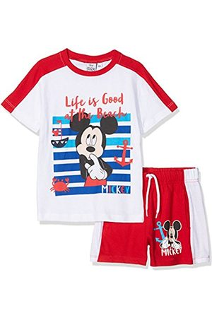 Disney Boy's Michey Mouse Team Clothing Set