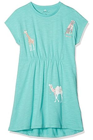 Name it Girl's Nmfgarola Ss Tunic T-Shirt