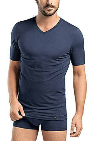 Hanro Men's Liam V-Shirt 1/2 Arm T-Shirt