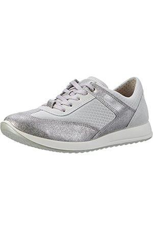 Legero Women's Amato Low-Top Sneakers Grey Size: 6 UK