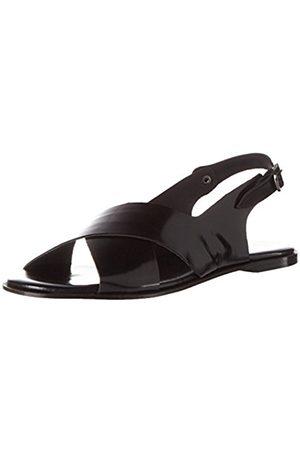 lilimill Women's nole Open Toe Sandals Size: 7 UK