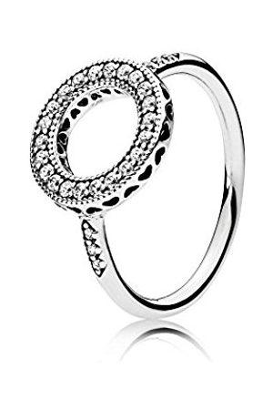 Pandora Women Silver Signet Ring - 196254CZ-54 dUUYFvTjZf