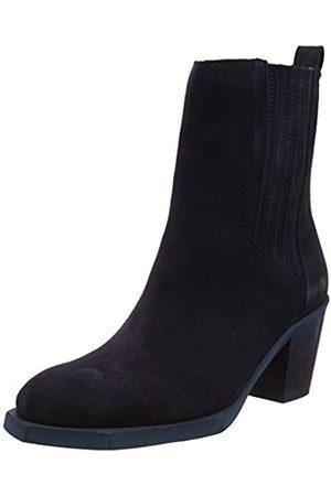 Won Hundred Shoes Women Boots - Women's Patrice Chelsea Boots, (Shoe Colour Dark )