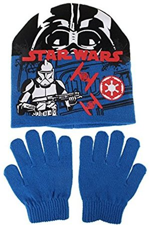 Star Wars Boy's Storm Trooper Scarf, Hat and Glove Set