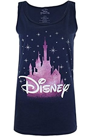 Disney Women's Castle Vest Top
