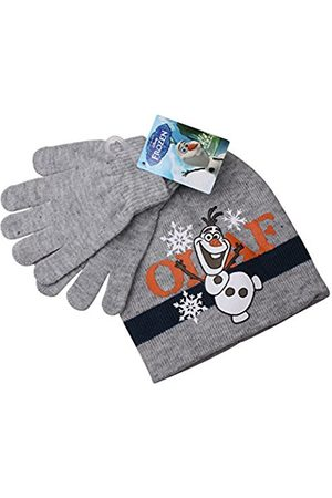 Disney Frozen Girl's Olaf Scarf, Hat and Glove Set