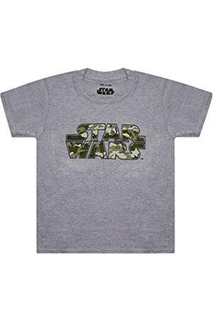 STAR WARS Boy's Camo Logo T-Shirt