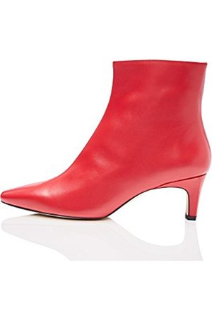 FIND Women's Leather Ankle Boots