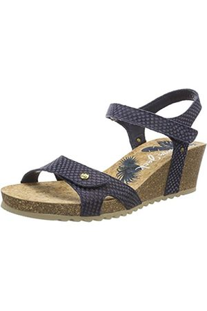 Panama Jack Women's Julia Snake Open Toe Sandals