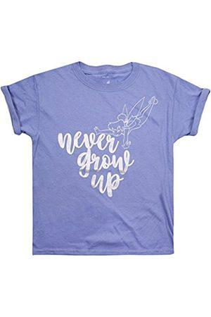 Disney Girl's Never Grow up T-Shirt