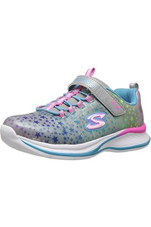 Skechers Girls' Jumpin'Jams-Cosmic Cutie Trainers