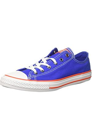 Unisex Kids CTAS-Ox-Red-Youth Fitness Shoes, Blue Converse