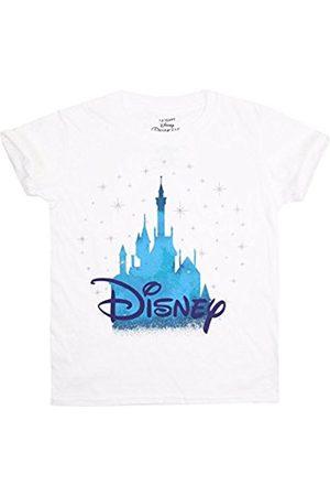 Disney Girl's Castle T-Shirt