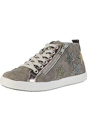Rieker Girls' K5200 Hi-Top Sneakers