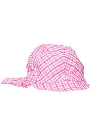maximo Girl's Schildmütze, Nackenschutz, Karo, Bindeband Hat