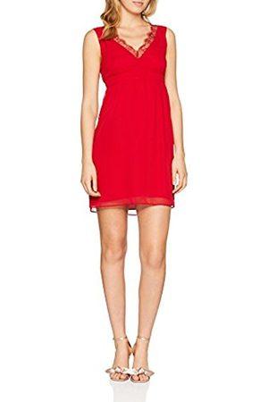 58366c467a Naf-naf Women s LARISTA R1 Knee-Length A-Line Sleeveless Party Dress