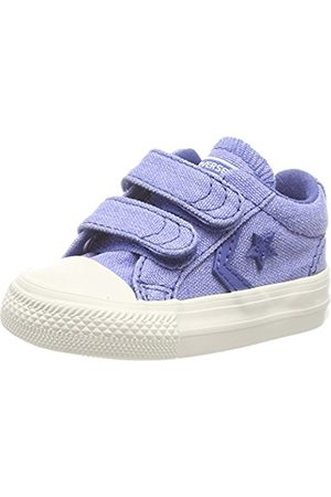 Converse Shoes - Unisex Kids' Lifestyle Star Player Ev 2v Ox Canvas Fitness Shoes