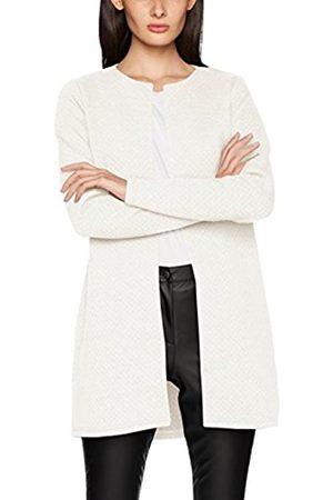 Vila Women's Vinaja New Long Jacket-Noos Cardigan