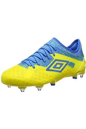 Umbro Men's Velocita III Pro SG Football Boots, (Blazing /Electric )