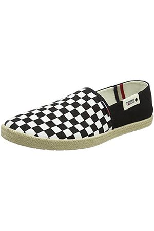 Tommy Hilfiger Men's Check Slip On Shoe Loafers