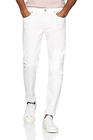 HUGO BOSS Men Tapered - BOSS Casual Men's Orange90-c Tapered Fit Jeans