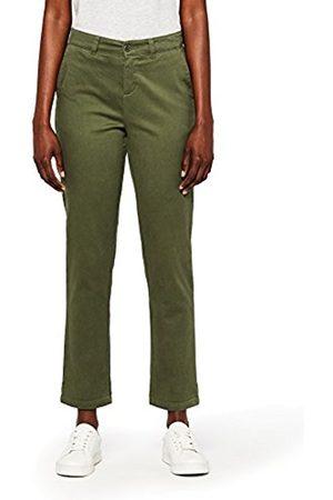 MERAKI Women's Slim Fit Chino Trouser