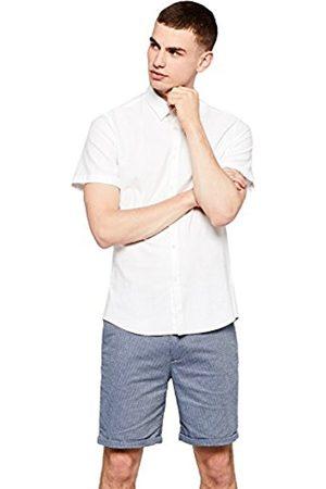 FIND Men's Shorts Tile Design Slim Fit