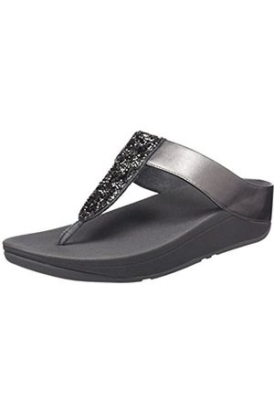 FitFlop Women's Sparklie Roxy Toe Post Flip Flops