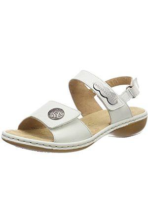 Rieker Women's 659z3 Closed Toe Sandals