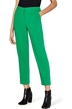 FIND Women's Straight Tailored Trouser
