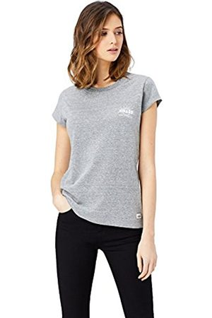HIKARO Women's Logo Cap Sleeve T-Shirt