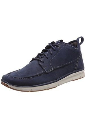 Clarks Men's Orson Mid Low-Top Sneakers