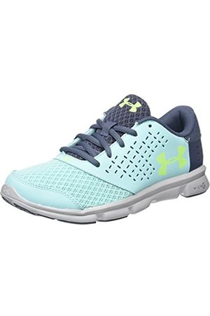 Under Armour Girls Shoes - Girls' Ua GGS Micro G Rave Rn Training Shoes, ( Infinity)