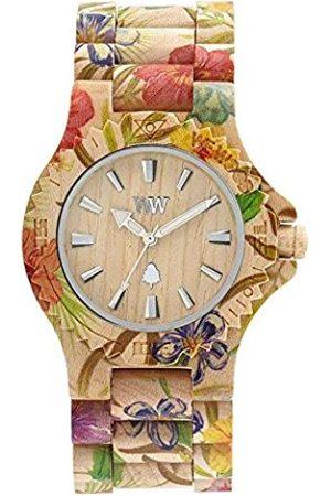 WeWood Womens Analogue Quartz Watch with Wood Strap WW01013