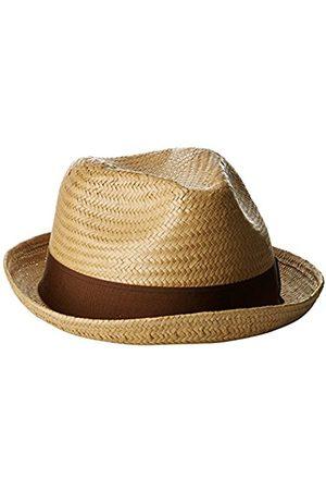 Brixton Men's Castor Straw Hat Fedora
