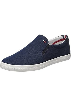 Tommy Hilfiger Men's Essential Slip On Sneaker Low-Top