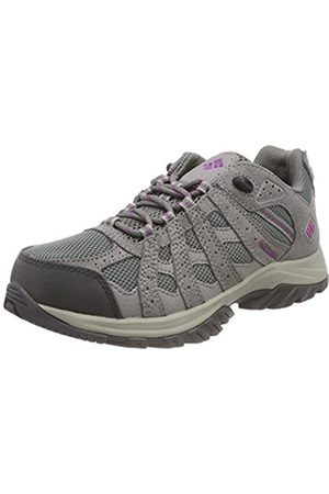SALE. Columbia Women's Multisport Shoes, Waterproof, Canyon Point,  (Charcoal/Intense Violet)