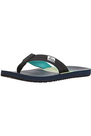 Reef Men's Ht Prints Aqua/ Flip Flops