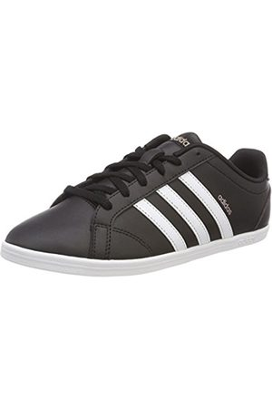 adidas Women's Coneo Qt Fitness Shoes, (Negbas/Ftwbla/Grmeva 000)