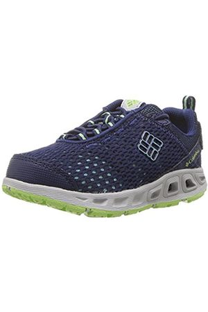 Columbia Boy's Water Shoes, Childrens Drainmaker III, (Cousteau/Gulf Stream)